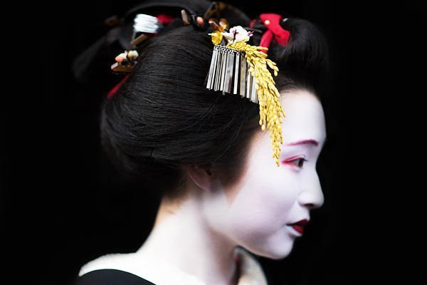 Maiko acconciatura - Sakko