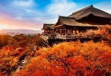 Tempio Kiyomizu-dera a Kyoto