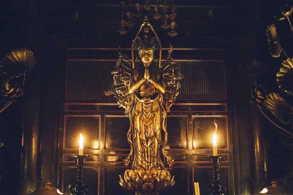 Statua della Sala Principale
