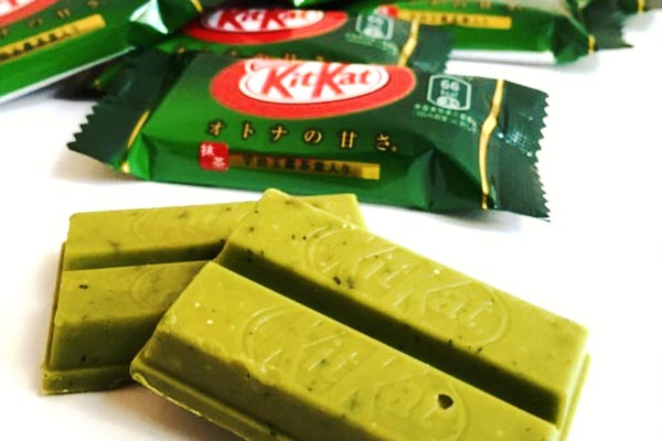 Kit Kat al matcha