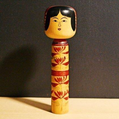 Kokeshi tradizionale