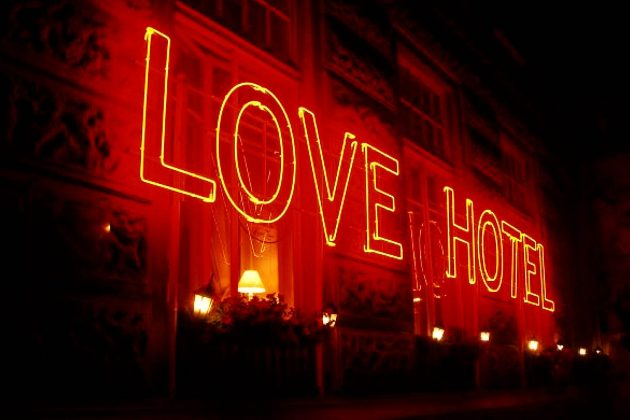 Love hotel indiscreto