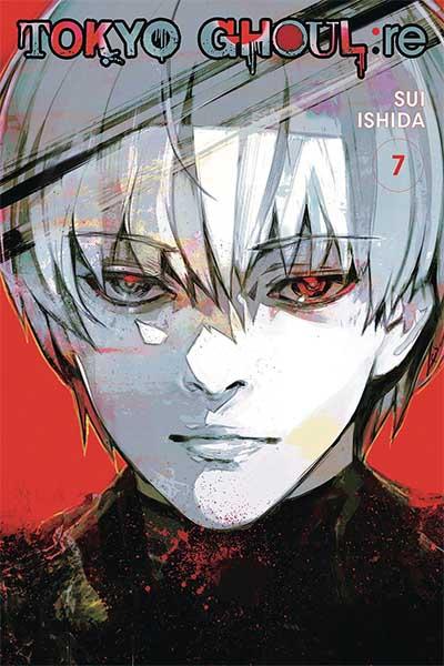 Manga SEINEN - Tokyo Ghoul