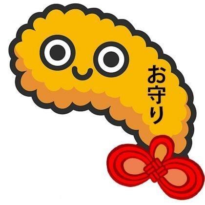 Omamori generale del tempio di sta Minkia di tutto il Giappone