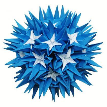 Origami Kusudama