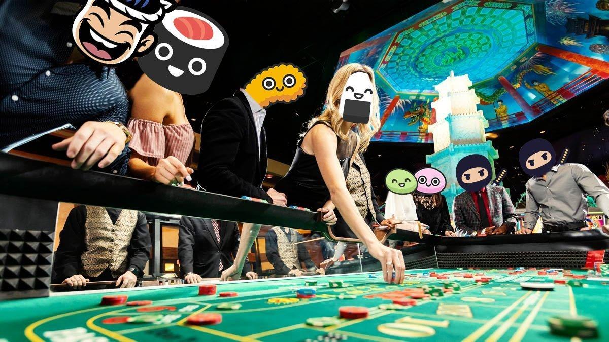 Minkia non gioca al pachinko