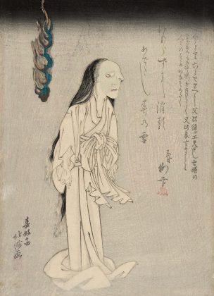 Yurei - Rappresentazione storica periodo Edo